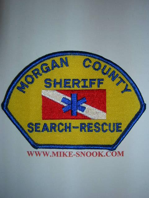 Morgan County Colorado Sheriff