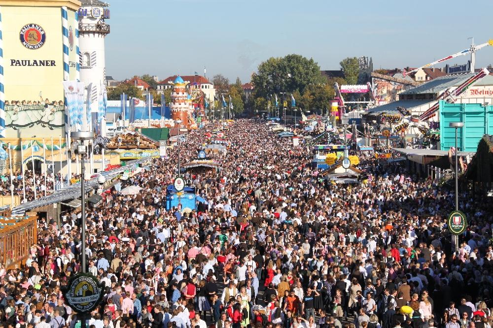 Oktoberfest Accommodations Munich Enjoy Munich s 200 year old festival  Oktoberfest  It takes place every  year for just