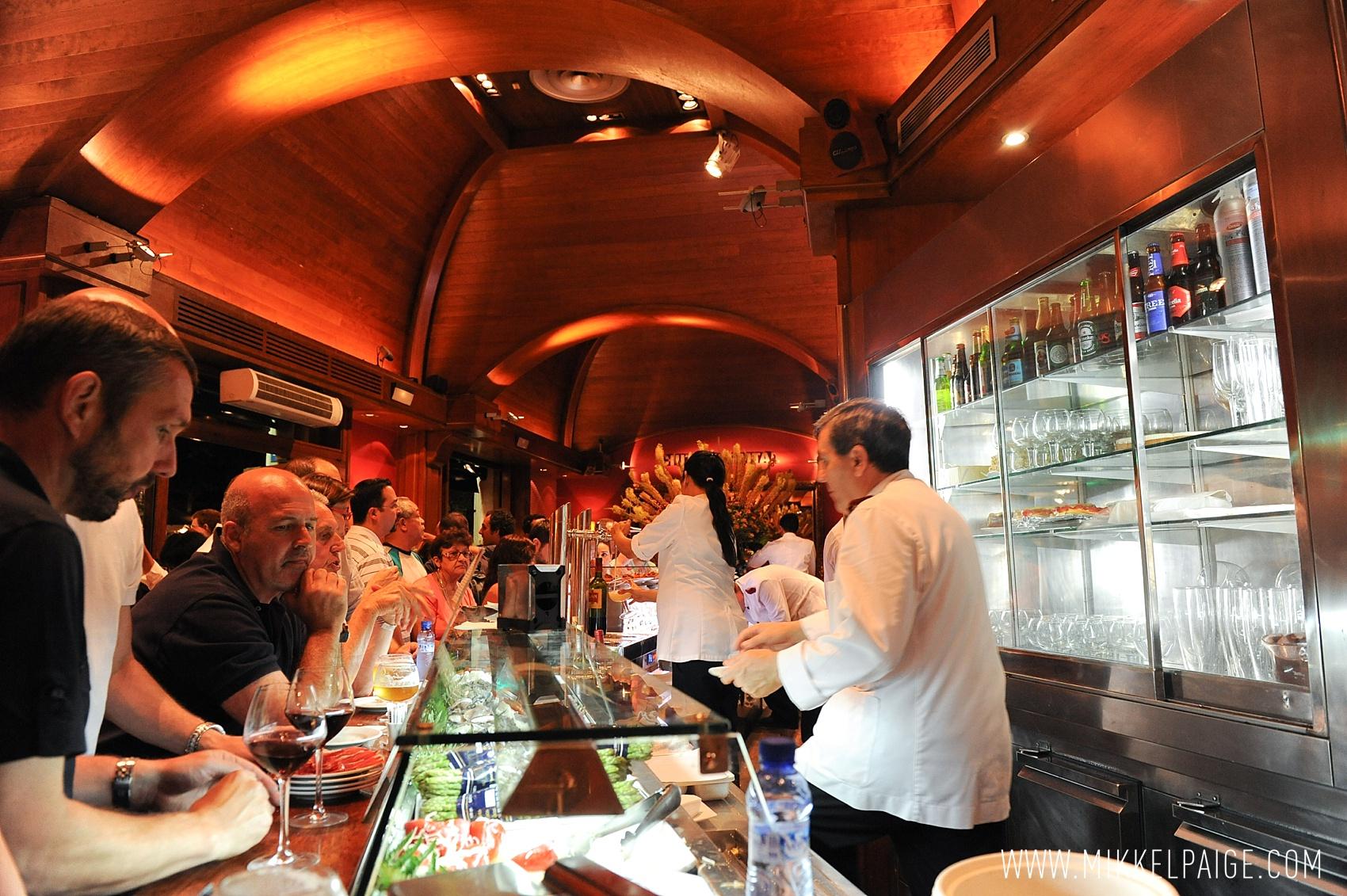 Spanish Tapas Restaurant Nyc