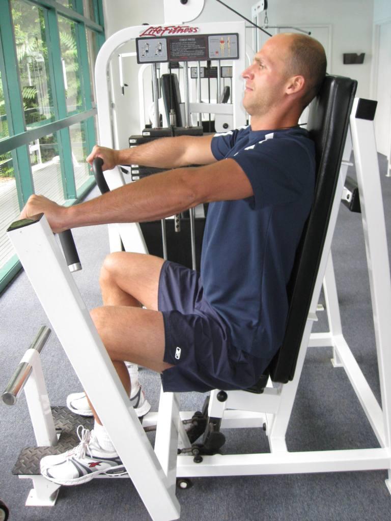 Workout Plan 2 More Extensive Intermediate All Body