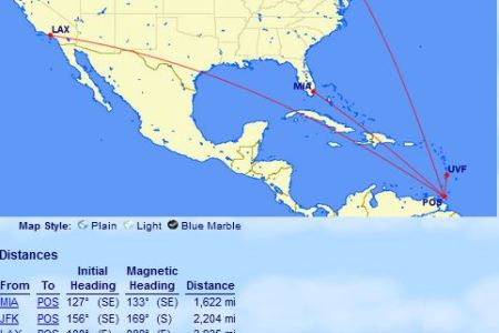 british airways caribbean route map » 4K Pictures | 4K Pictures ...