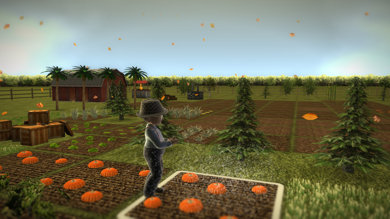 Avatar Farm Milkstone Studios