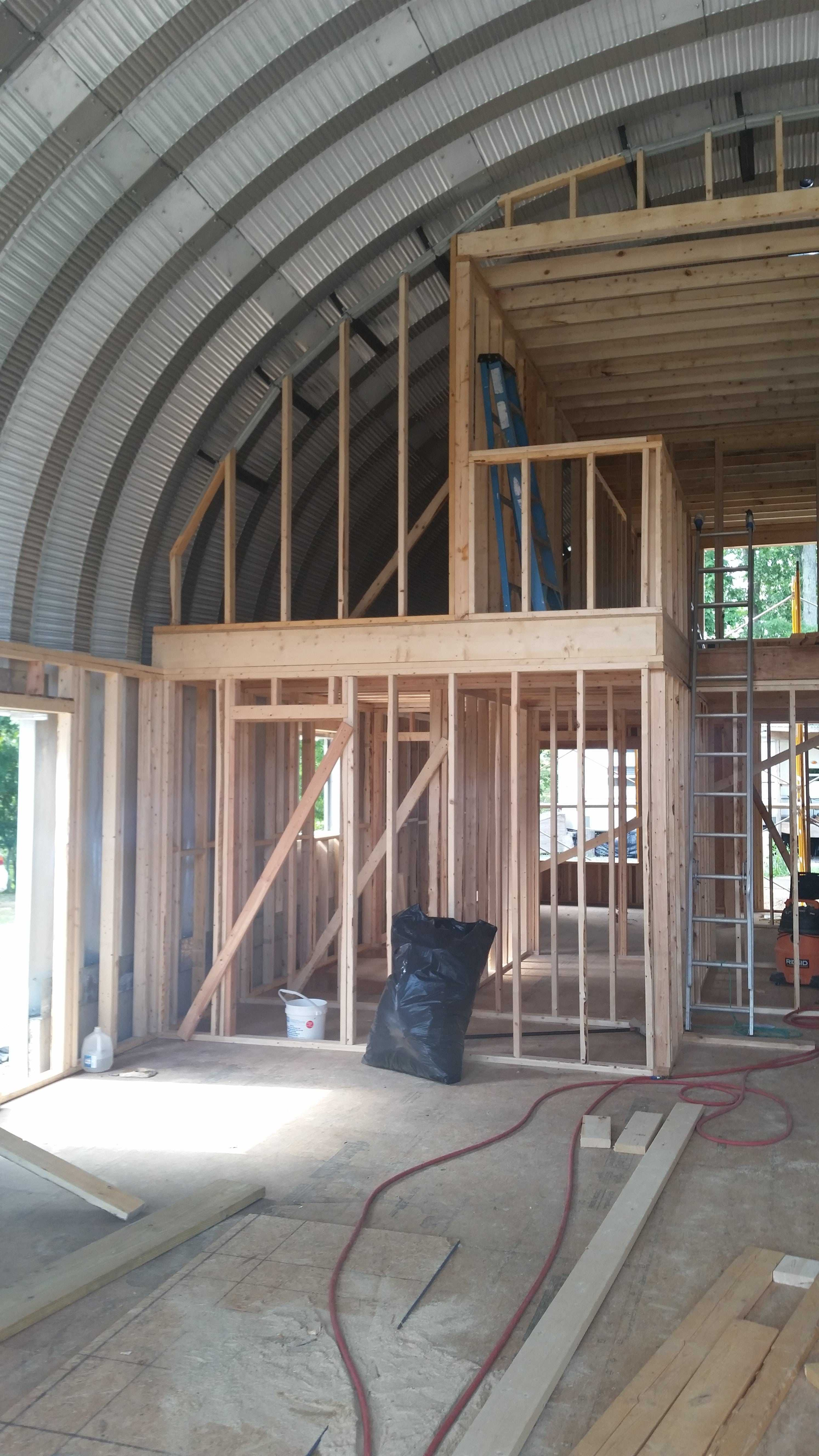 Project Portfolio Quonset Hut Miller S Residential