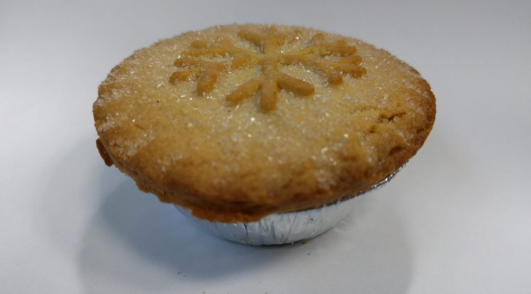 Aldi Specially Selected Mince Pie