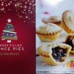 Sainsbury's Deep Filled Mince Pie Box