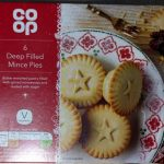 Co-Op Deep Filled Mince Pie Box