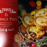 Tesco Mince Pies Box