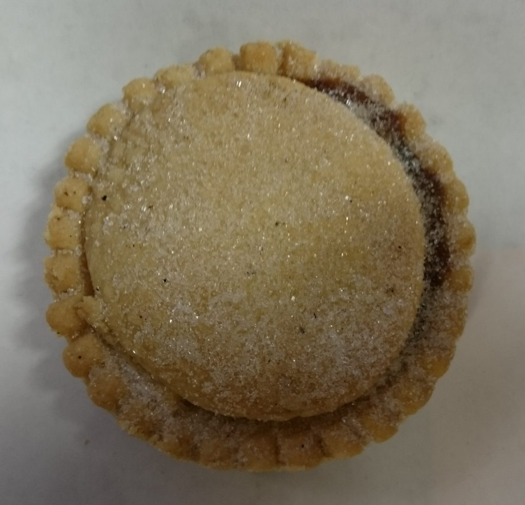 2019 Bramley Village Bakery Shortcrust Mince Pie 2
