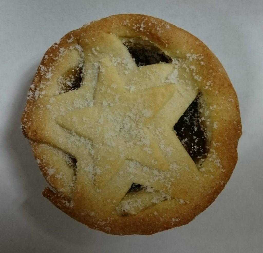 2019 Morrisons The Best All Butter Deep Filled Mince Pie