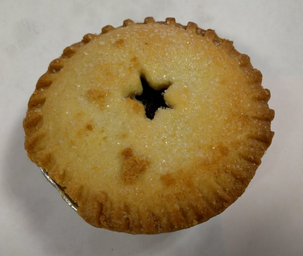 2019 M&S All Butter Mince Pie 2