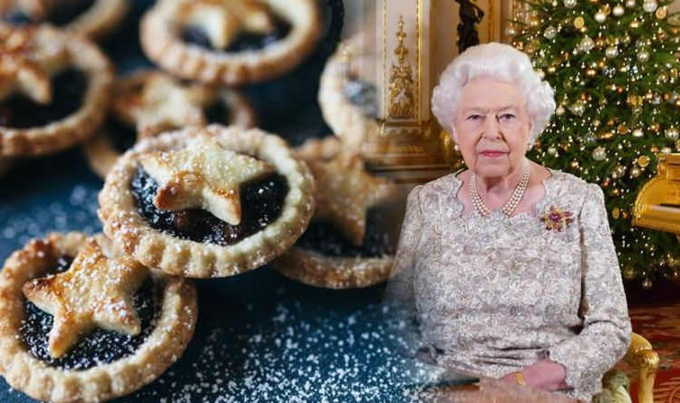 The Queens Mince Pies