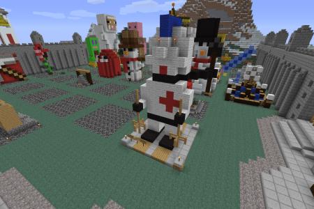 Minecraft Spielen Deutsch Spielerkpfe In Minecraft Bekommen Bild - Minecraft spielerkopfe liste