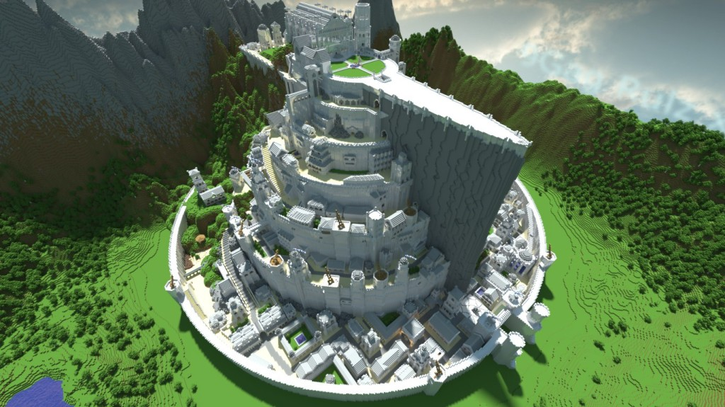 Mod Lord Minecraft Rings 2 1 7