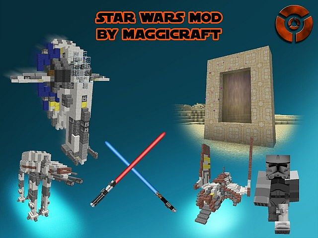 Wars Mod Star Servers Minecraft