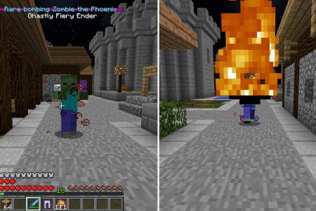 Minecraft Spielen Deutsch Minecraft Teleport Player To Mob Bild - Minecraft teleport player to mob