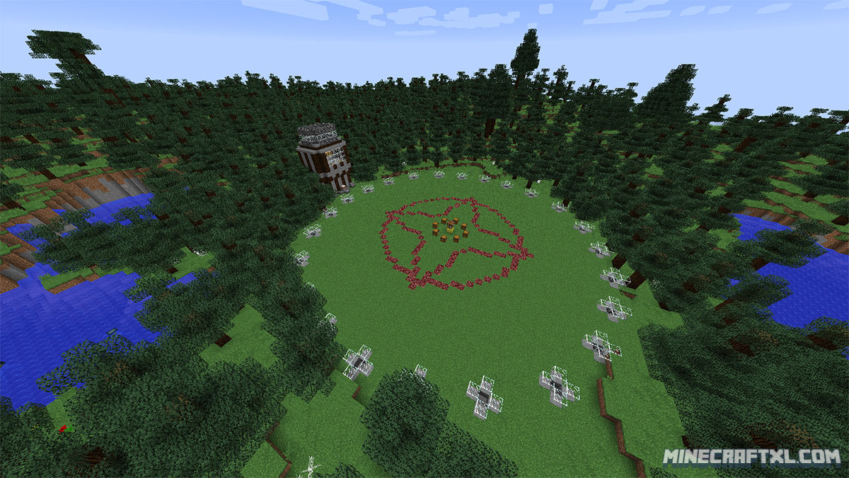 The Survival Games Map Download for Minecraft 1 8 1 7 The Survival Games Map