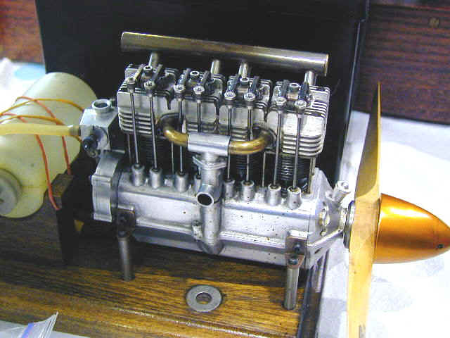 Cabin Fever 2001 Gas Engines