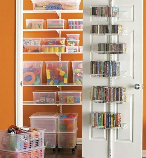 15 Practical Interior Design Ideas For Kids Room Storage