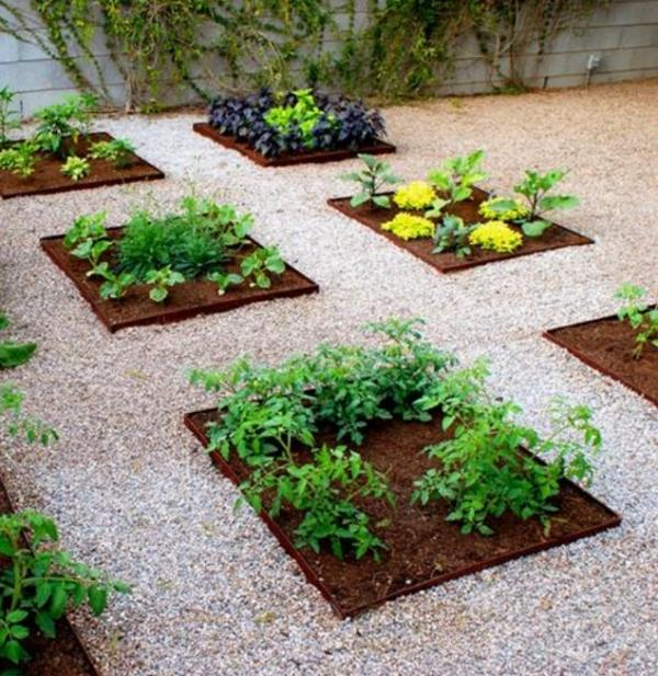 Do It Yourself Raised Vegetable Garden