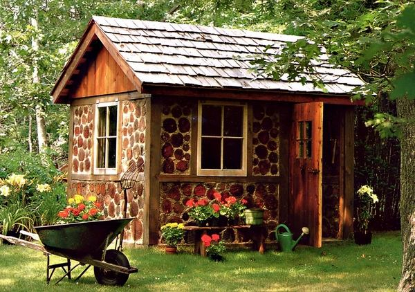 Labor Cost Build Shed