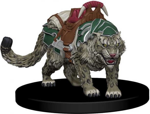 Droogami Snow Leopard Animal Companion Iconic Heroes