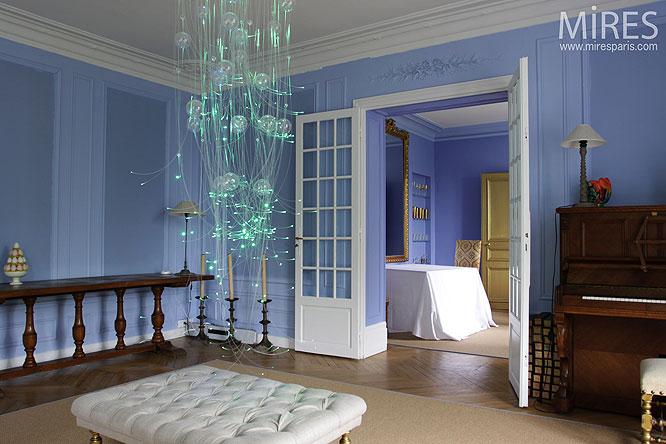 S 233 Jour Bleu D 233 Co C0120 Mires Paris