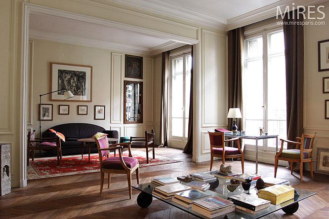 Double S 233 Jour Haussmannien C0193 Mires Paris