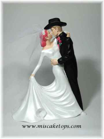 Personalized Customized Brides and Grooms Weddings Cake Toppers by     breathless western custom mis jpg  107933 bytes