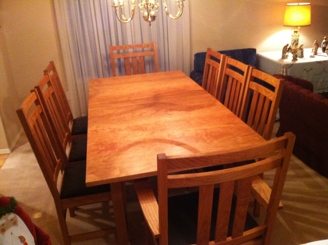 Dining Table Set Bench