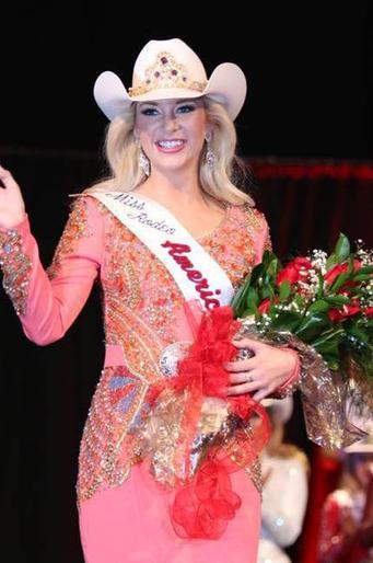 Keri Sheffield Miss Rodeo Florida 2017
