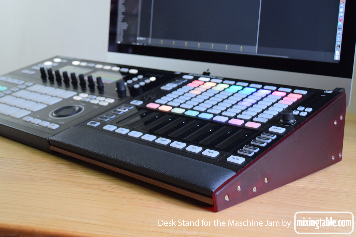 Maschine Jam Desk Stand Mixingtable Com