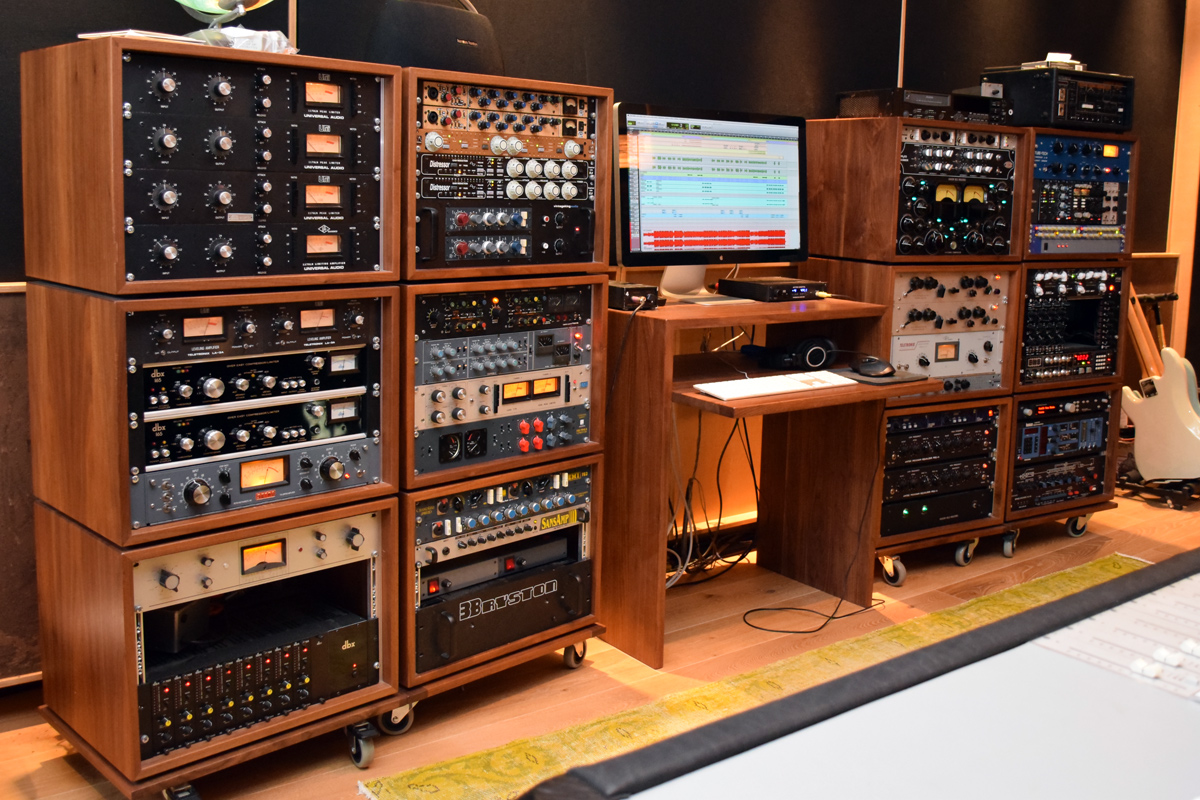 Quality 19 Inch Racks Cabinets For Modular Synthesizers