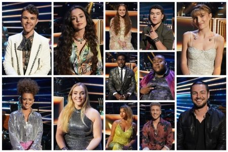 American Idol 2021 Top 12 Power List & POLL Results: Rank The Singers!