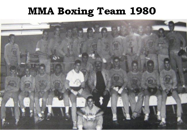 Activities Boxing