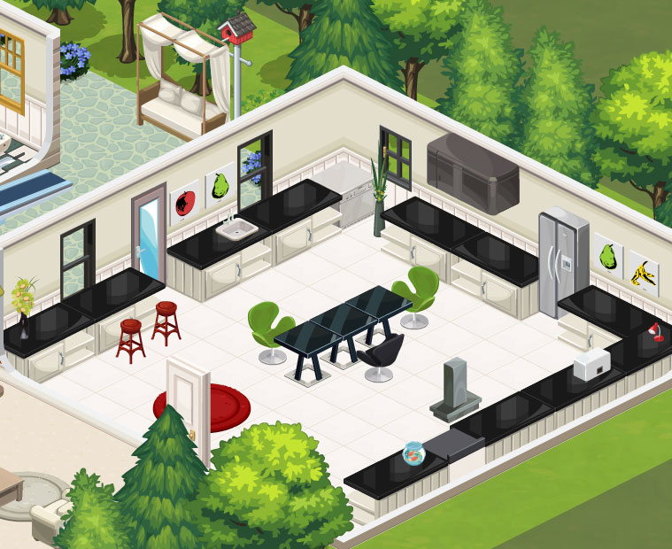 Design Your Own Home Online Free Game