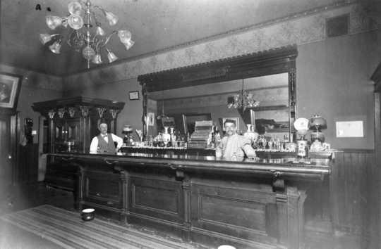 Moorhead S Saloon Era 1890 1915 Mnopedia