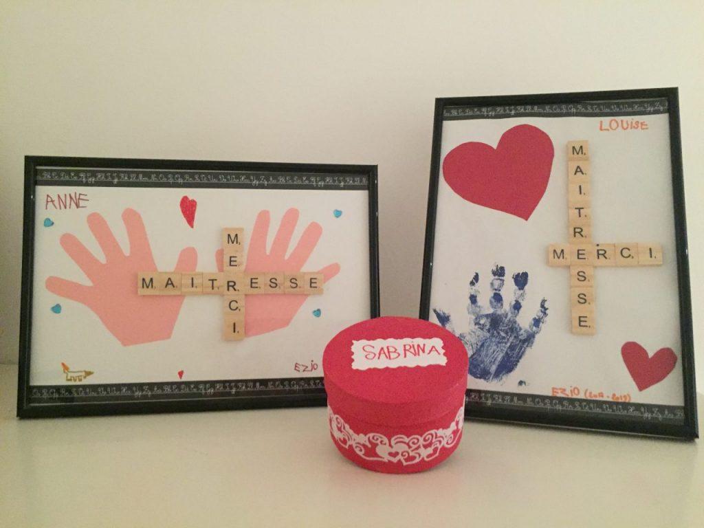 Bannière - [DIY] Cadeaux pour les maîtresses et ATSEM