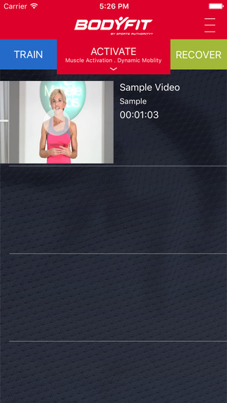 Sports Authority launches BodyFit personal training app ...