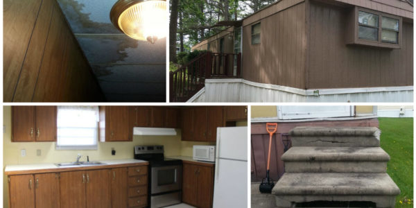 Mobile Home Makeover     Before and After Rehab Pictures     Mobile Home     Mobile Home Makeover     Before and After Rehab Pictures     Mobile Home  Investing