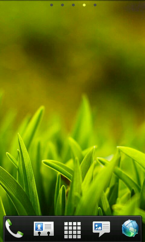 Download Green Grass For Android Phones Theme Android