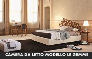 CAMERA DA LETTO LE FABLIER LE GEMME – Arredamento a Catania per la ...