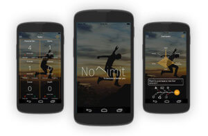 no-limit Android app