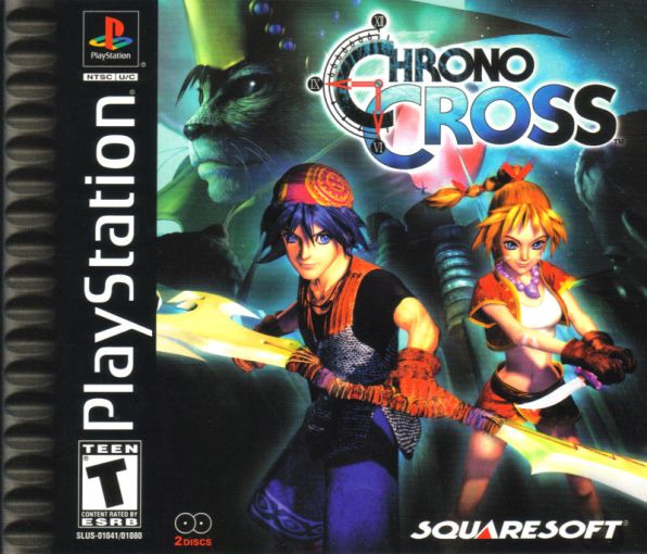 Chrono Cross  1999  PlayStation box cover art   MobyGames Chrono Cross PlayStation Front Cover