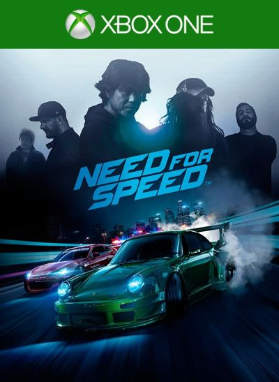 Need for Speed for Xbox One (2015) - MobyGames