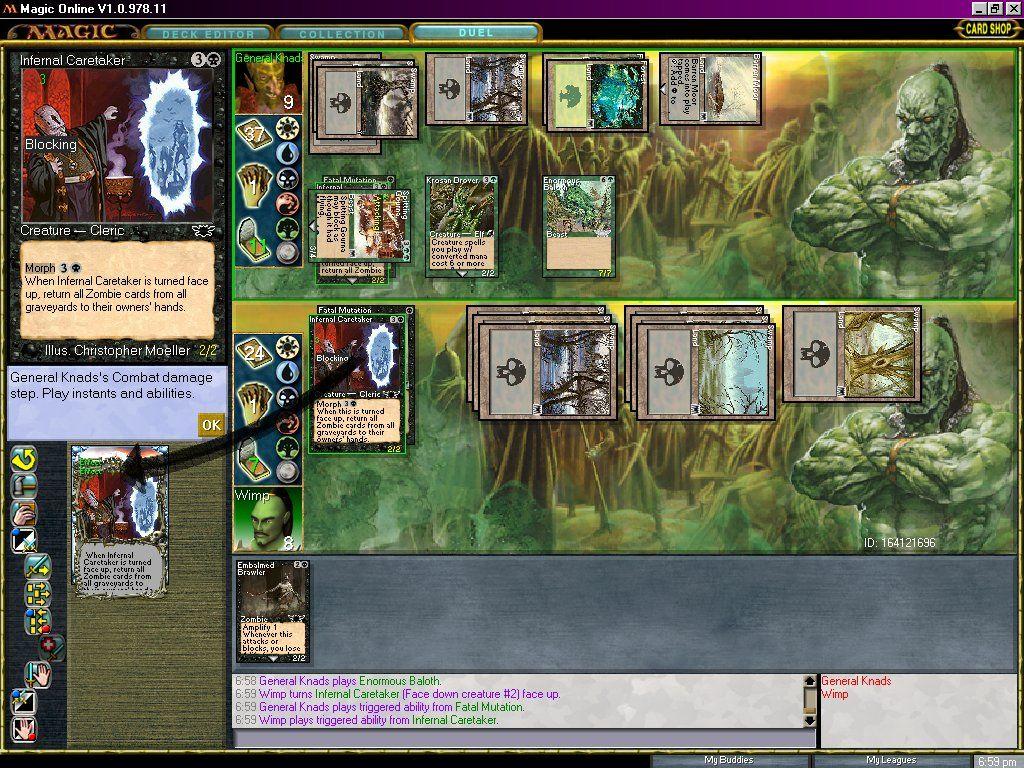 Magic: The Gathering Online Screenshots for Windows ...