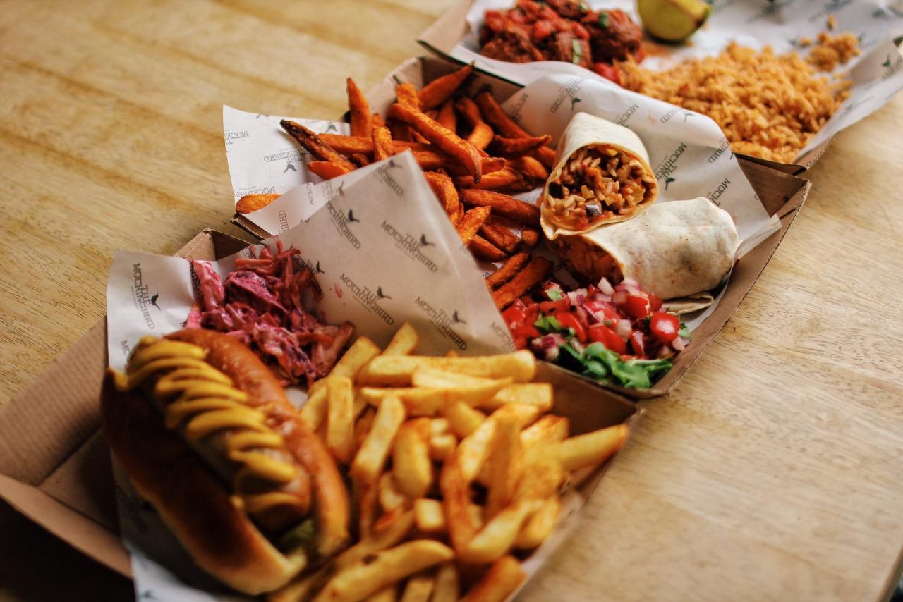 Mockingbird Cinema And Kitchen Food And Drink