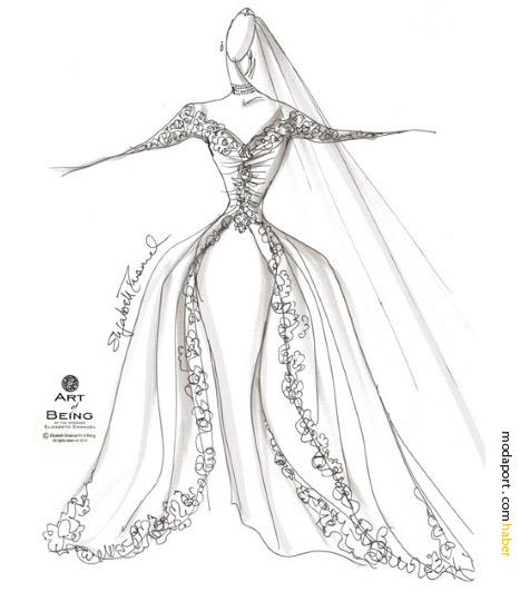 Kate Middleton Lace Dress Runway