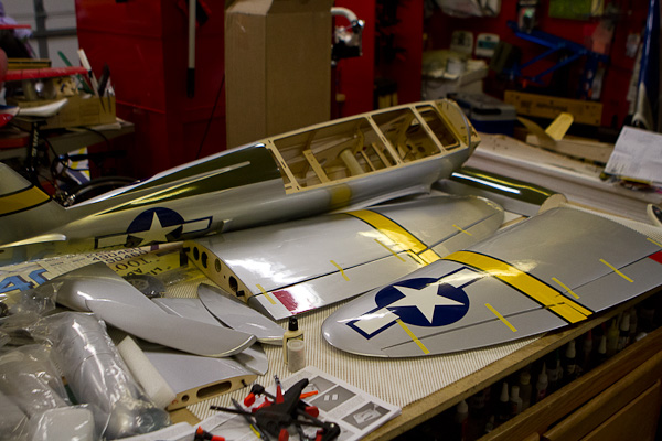 Hangar 9 P 47 Thunderbolt Exclusive    Model Airplane News Hangar 9 P 47 Thunderbolt