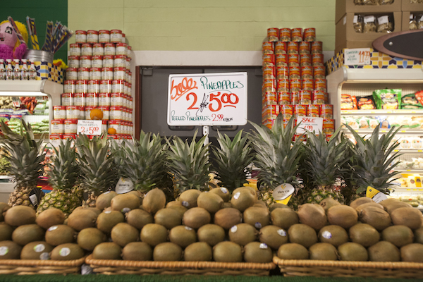 Fresh Grocer Broad And Jefferson