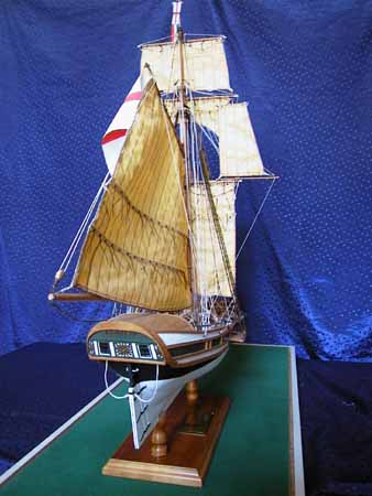 Photos Bermuda Sloop Model